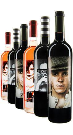 Sie lieben #Weine mit Profil und einer unverwechselbaren Identität? Dann wird ihnen sicher dieses #Wein-Paket gefallen, das Ihnen mit drei leckeren #Spanien-Weinen in verlockendem Tiefrot und prickelndem Blassrosa bestimmt ein Lächeln auch auf Ihr Gesicht zaubert. Na, da schau an!