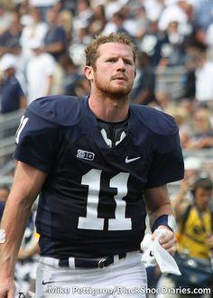 PENN STATE – FOOTBALL 2012 – Matt McGloin, Penn State Univ.