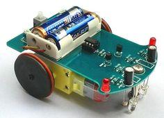 Line following car linefollow robot DIY kits ROBOT DIY