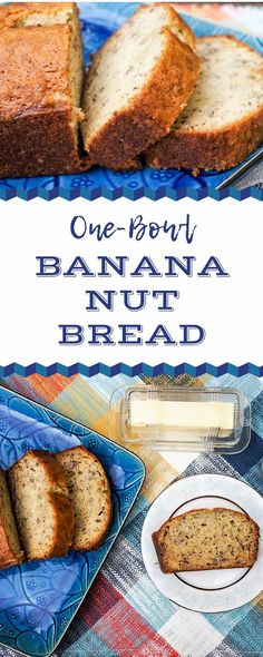 This Banana Nut Bread recipe is so popular because it's easy to make and turns out perfectly every time. The addition of sour cream keeps the bread super moist and adds great flavor. With or without nuts, you will definitely want to try this Banana Nut Bread recipe. | Banana Nut Bread with Sour Cream | Easy Banana Nut Bread Recipe | One Bowl Banana Nut Bread | Tender Banana Nut Bread | Banana Nut Bread Diabetic Substitutions | #Banana #BananaNut #Recipe #Bread #Loaf #DiabeticSubstitutions Banana Pudding Paula Deen, Banana Pudding Trifle, Nut Bread Recipe, Bread Recipes, Snack Recipes, Banana Recipes, Pudding Recipes, Great Desserts, Delicious Desserts