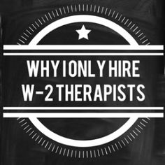 » Why I Only Hire W-2 Therapists (W-2 vs. 1099 part 3) - Private Practice Toolbox