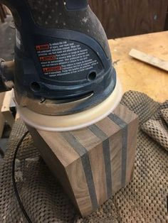 This was an entirely new project for me. I've always been fascinated with edge-lit acrylic and I figured it would make for a nice desk lamp. The sanded edges of the...