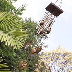Best Selling Love Heart Tubes Wind Chimes