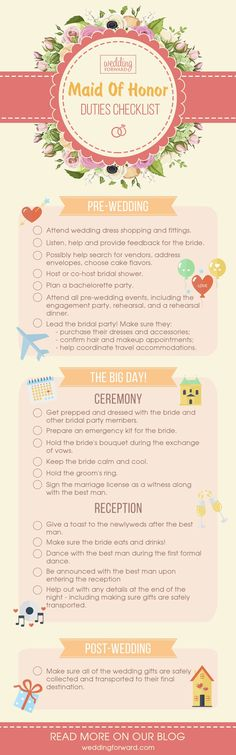 A Simple Guide To Bridesmaids Duties And Etiquette  Bridesmaid