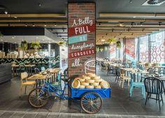 Din Tai Fung (Australia), International Restaurant  Design Clarity