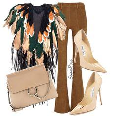Vest - Morphew  Trousers - Frame Denim Bag - Chloé Shoes - Jimmy Choo  #FashionBlogger #CelebStylist #FashionEnthusiast #FashionConnoisseur #FashionStylist #PersonalShopper #Hustla #Working #HighFashion #Runway #WomenFashion #WardrobeStyling #Artistic #ImageConsultant #YoungVisionary #Creativity  #Hollywood #NewYork #Goals #Determined  #BookMe #SeriousInquiries #EvansLookBook #EvansCatalog