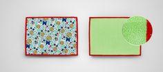 Jonodesign - Rub al Khali by Hind Suliman - 15 x 20 cm microfiber tablet cloth + HD Wallpaper for smartphone, tablet & desktop