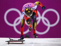 Ander Mirambell in Winter Olympics: Skeleton