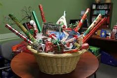 silent auction gift basket ideas creative gift baskets for fundraiser ...