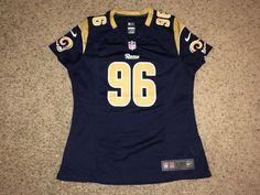 8ab38b5629d Sale Women z Nike Los Angeles RAMS Football Jersey by casualisme
