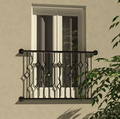 The Brimham. One of our flagship designs for those who are looking for something different. Glass Juliet Balcony, Juliette Balcony, Balconies, Octopus, Iron, Steel, Design, Houses, Verandas
