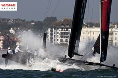 ORACLE TEAM USA Winners of the 34th America's Cup!