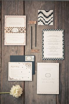 Budget-Saving Printables for Your Wedding | Bridal Musings Wedding Blog 1020