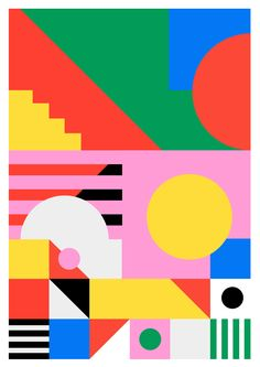 Poster Collection on Behance Geometric Shapes Art, Geometric Pattern Design, Abstract Pattern, Pattern Art, Abstract Art, Geometric Graphic Design, Design Poster, Graphic Design Branding, Graphic Design Illustration