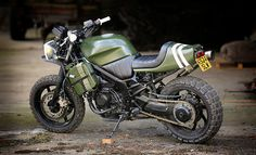 VFR 750 by United Motorcycles. Awesome!