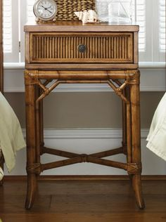 Tommy Bahama style nightstand