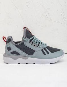 6c9e1eed400ec8 Adidas Originals - Light Grey S82650 Tubular Runner Weave Shoes