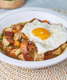 Acquacotta, a toszkán kőleves Hummus, Street, Ethnic Recipes, Kitchen, Food, Cooking, Kitchens, Essen, Meals