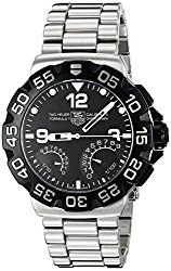TAG Heuer Men's CAH7010.BA0854 Formula 1 Calibre S 1/100th Chronograph Stainless Steel Watch