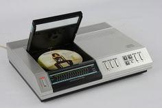 PHILIPS CD-101 Audio Player, Hifi Audio, Compact Disc, Vintage Stuff, Retro, Tv, Radios, Techno, Simple