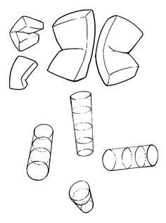 コントラポスト 描き方 イラスト  Drawing Contrapposto illustration