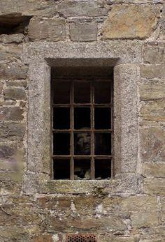 Bodmin Jail window