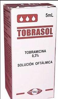 دليل القطرات Tobrasol قطرة العين توبراسول Convenience Store Products Convenience Convenience Store