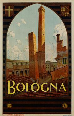 Bologna  My Grandpa was from Bologna region of Italy up north by the Italian/Swiss Alps
