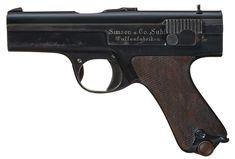 Simson & Company - Prototype 9mm-Pistol Firearms Auction Lot-3222