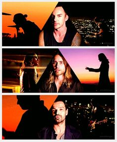 City of Angels, such an inspiring video. Inspires you to dream big but also the risk and chance that you might not make it. Thirty Seconds, 30 Seconds, A Beautiful Lie, Thirty 30, Jered Leto, Life On Mars, Shannon Leto, City Of Angels, Just Jared