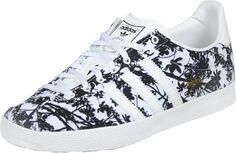 watch 9460d 25b5a adidas Gazelle OG W chaussures blanc noir