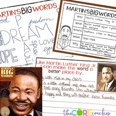 Martin's Big Words l