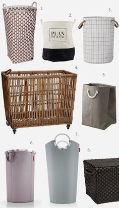 Great laundry baskets