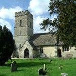 St Nicholas Church Hardwicke Gloucestershire