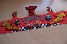 corona rayo para 3 años Daniel