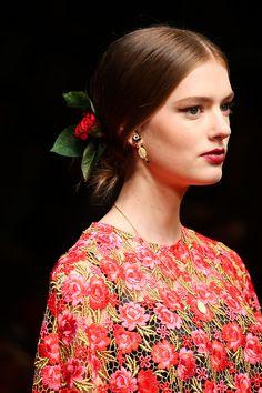 Sofiaz Choice: Dolce and Gabbana spring 2015 rtw