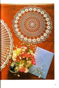 Nihon Vogue's Beautiful Lace - Cenira Ávila - Álbuns da web do Picasa