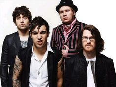 Fall Out Boy's Patrick Stump explains Folie A Deux's release ...