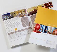 Inspirational Corporate Brochure Designs