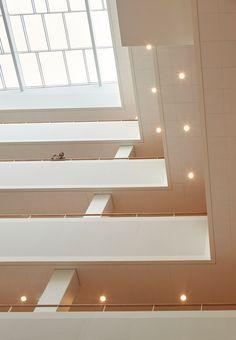 Microsoft building by Henning Larsen Architects informed by Bill Gates