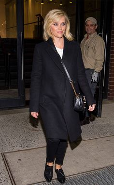 Reese Witherspoon from The Big Picture: Today's Hot Photos  The actress is spotted in New York City.