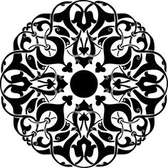 Outline Art, Islamic Patterns, Bird Drawings, Stencil Painting, Tile Art, Islamic Art, Graphic Design Inspiration, Coloring Pages, Art Projects