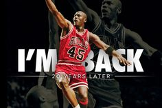 'I'm Back!': Untold Tales of Michael Jordan's 1st Return to the NBA 20 Years Ago