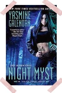 Indigo Court 1- Night Myst