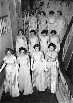 """Recalling the lost era of the debutantes  By 1958 the exclusivity of the Season was eroded. In the immortal words of Princess Margaret, """"We had to put a stop to it. Every tart in London was getting in."""""""
