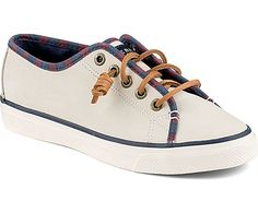 Sperry Top-Sider Seacoast Nubuck Leather Sneaker