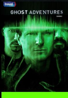 GHOST ADVENTURES - COMPLETE SEASON 8 - DVD - UK Compatible - New & sealed