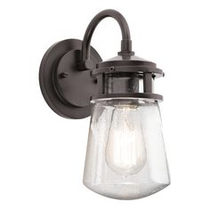 Found it at Wayfair.co.uk - Lyndon 1 Light Wall Lantern