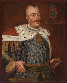 Muzeum Cyfrowe dMuseion - Portret Mikołaja Tyszkiewicza h. Leliwa, marszałka Wielkiego Księstwa Litewskiego