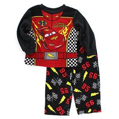 Disney Cars Toddler Black Fleece Pajamas (3T) Disney http://www.amazon.com/dp/B00OP8R87Q/ref=cm_sw_r_pi_dp_Q-yEub029MAGB
